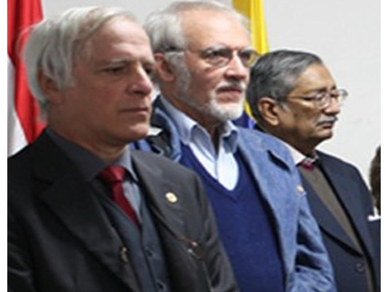 Presidente De La AIQM Abrió Evento Académico De Química – Matemática