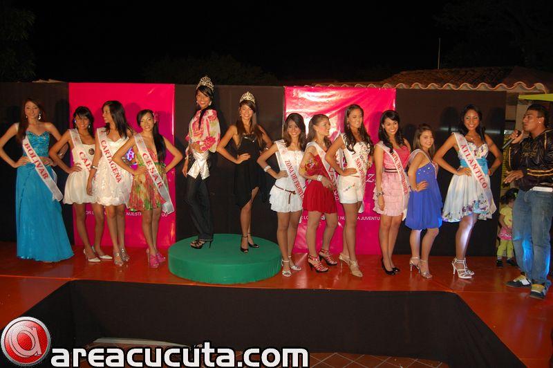 Elección Reina de Los Periodistas Mis Belleza Juvenil  Colombia.