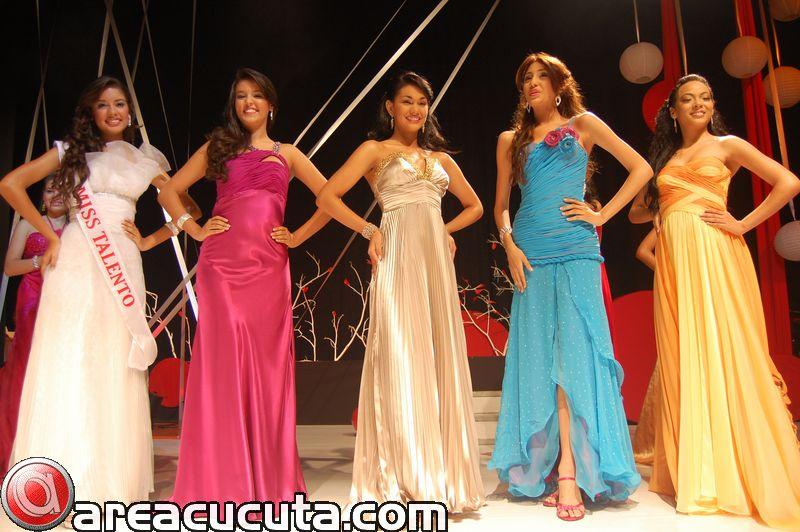 Cúcuta, Nueva Miss Belleza Juvenil Colombia 2010
