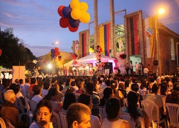 Eucaristías en Celebración de Centenario en Norte de Santander.