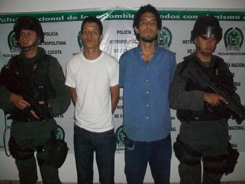 La Policía Nacional Neutraliza La Comisión De Hurtos En Cúcuta