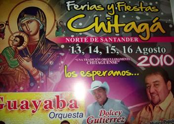 XLVI Ferias Y Fiestas De Chitagá