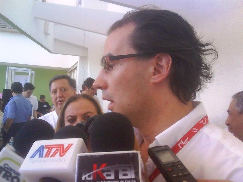 """""""Todos Los Compradores Han Venido Con Un Gran Entusiasmo"""" Vicepresidente De La ANDI"""