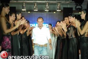 El diseñador Antioqueño Eduardo Gonzalez, Invitado Especial en el Fashion 2.010