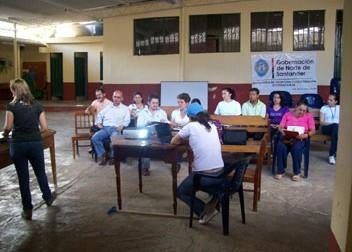 Secretaría De Fronteras Socializa Con La Población Diagnóstico De Las Subregiones