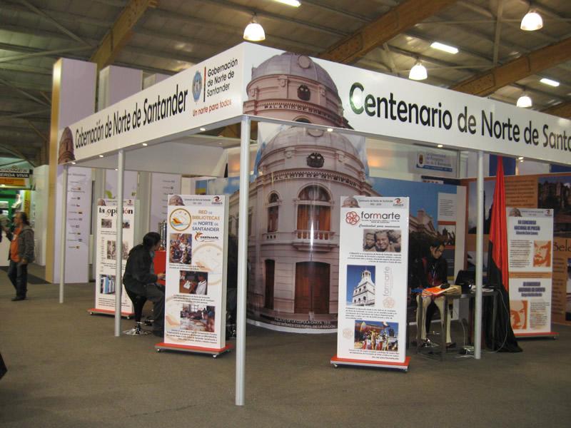 Norte De Santander En La Feria Del Libro De Bogotá