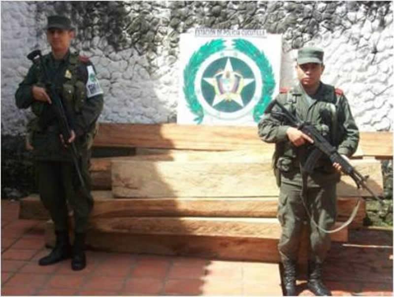 Policía Nacional Continúa Con Operativos Para La Protección De Fauna Y Flora