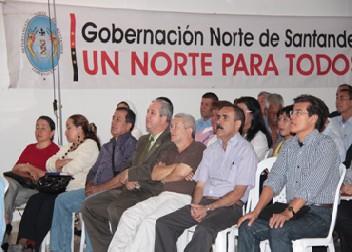 Gobernador William Villamizar Presentó Balance De Gestion En La Provincia De Ocaña.