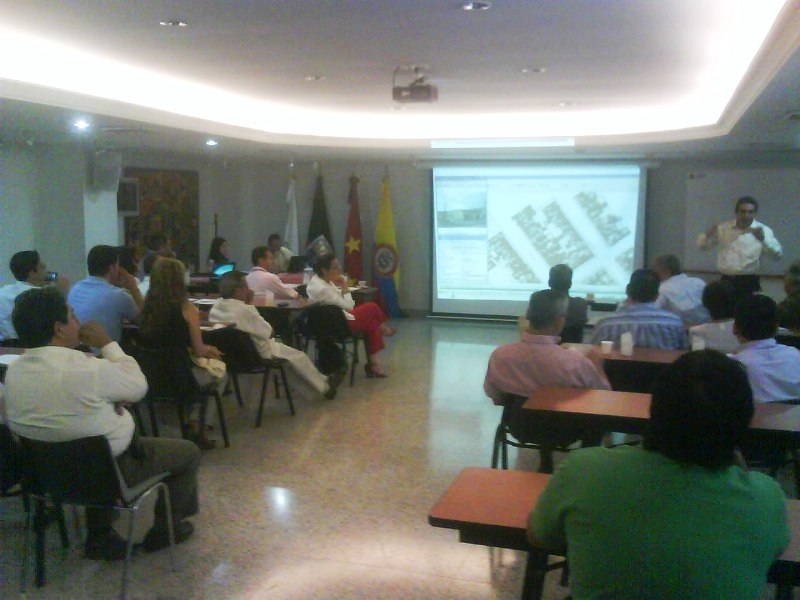 Se Presento El Proyecto De Cambio De Nomenclatura Para La Ciudad De Cúcuta