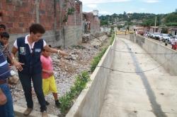 """Salubridad Y Mejoramiento Ambiental Para La Comunidad De """"Esperanza Martinez"""""""
