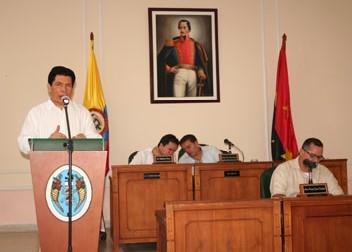 Presidente De La Asamblea Resaltó La Gestión Del Gobernador Villamizar