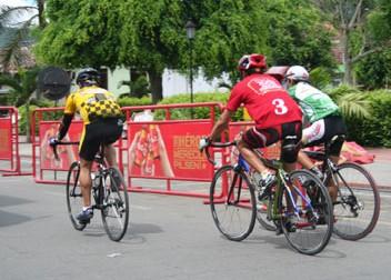Vuelta Ciclística Clásica Centenario Norte De Santander 2010.