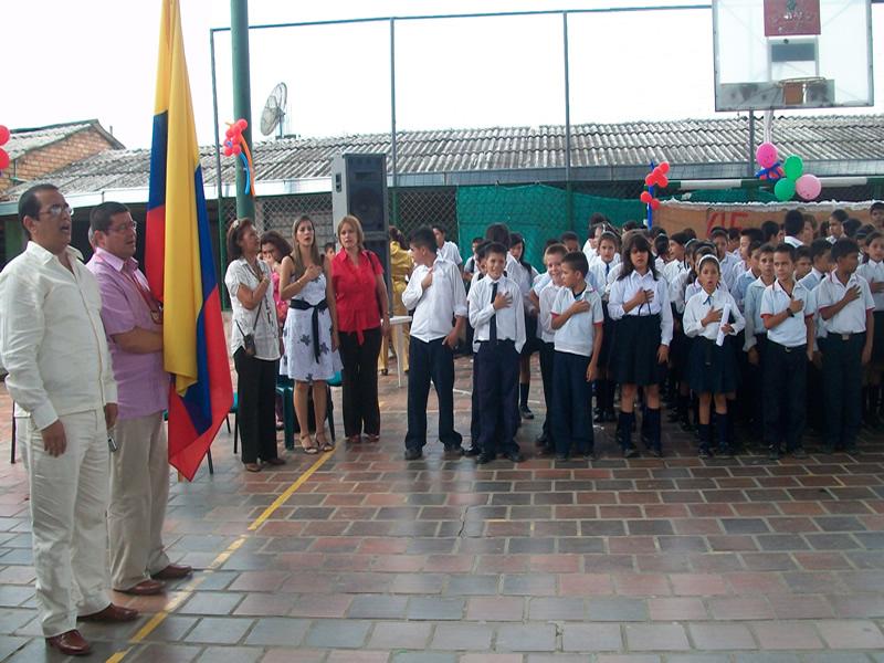 Colegio Jaime Garzón Celebró Un Año Más De Su Fundación
