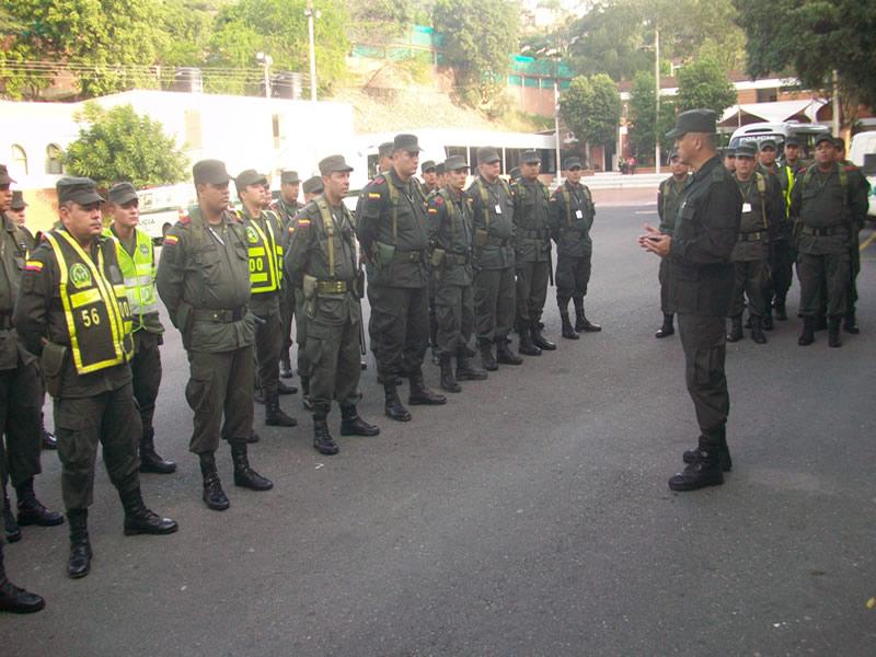 La Policía Nacional Intensifica Las Acciones De Prevención Y Control En El Área Metropolitana De Cúcuta