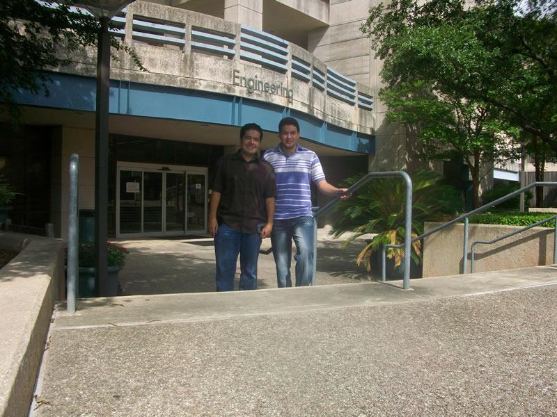 Estudiante De Telecomunicaciones Viajó A E.U. A Realizar Pasantía