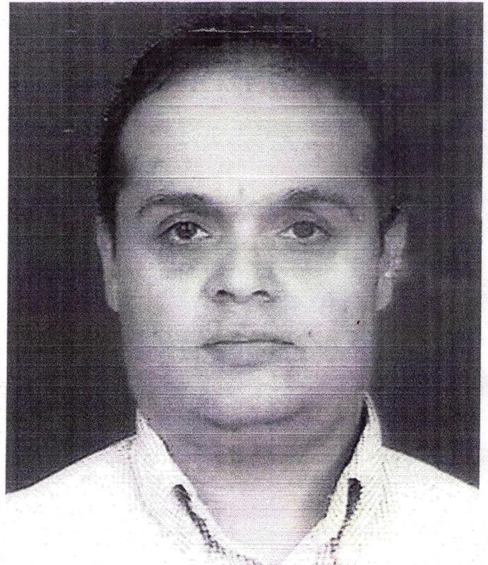 Se Busca al Sr. Fernando Pedraza (Desaparecido)