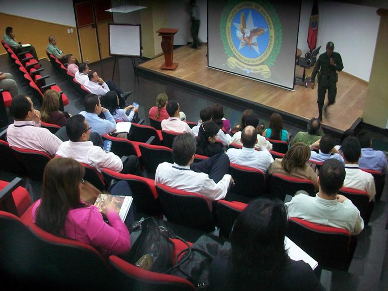 Policía Nacional Fortalece Las Alianzas Con El Sector Bancario De Cúcuta