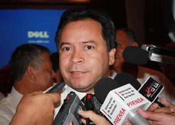 Gobernador Se Reunió Con Empresarios Que Participaran En La Macrorueda De Negocios.