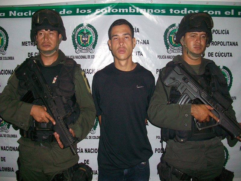 Capturado Hombre Que Habría Participado En El Hurto De Dinero Por Más De 2 Millones 500 Mil De Pesos Y 500 Mil Bolívares