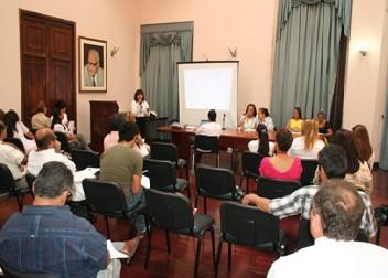 Se Socializó Proyecto Mesas De Reconciliación Pensadas Desde La Escuela
