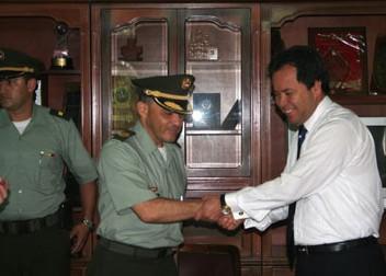 Asumió Comandante De Departamento De Policía De Norte De Santander