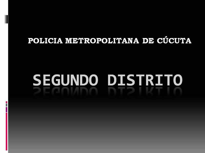 Casos Operativos Relevantes - 120810 Segundo Distrito Mecuc