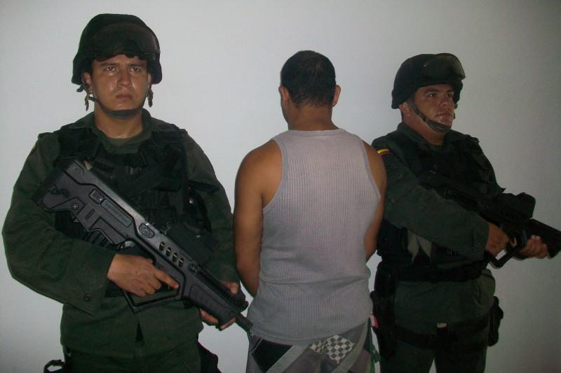 Capturado hombre que habría asesinado a un maestro de construcción, quien le debería 60 mil pesos