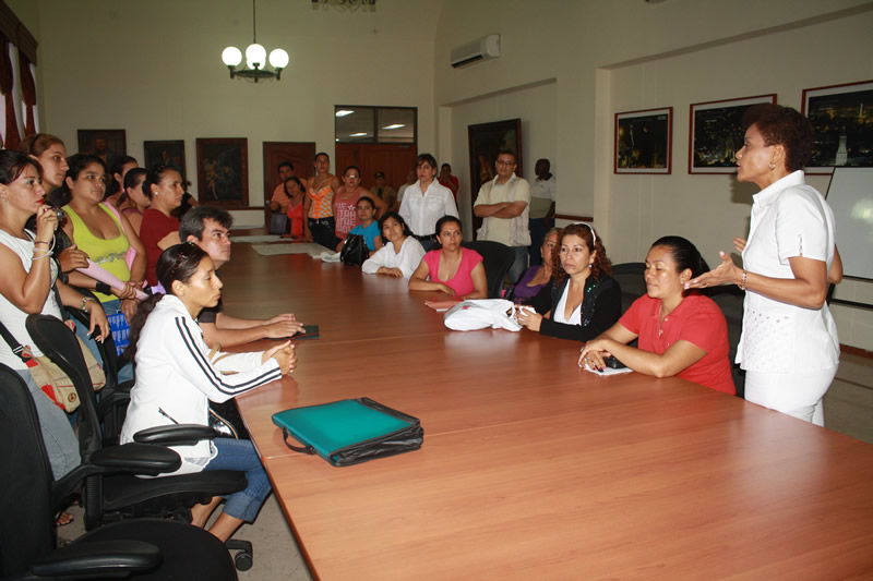 Proyecto De Vivienda De El Progreso, Sigue Adelante: Riascos