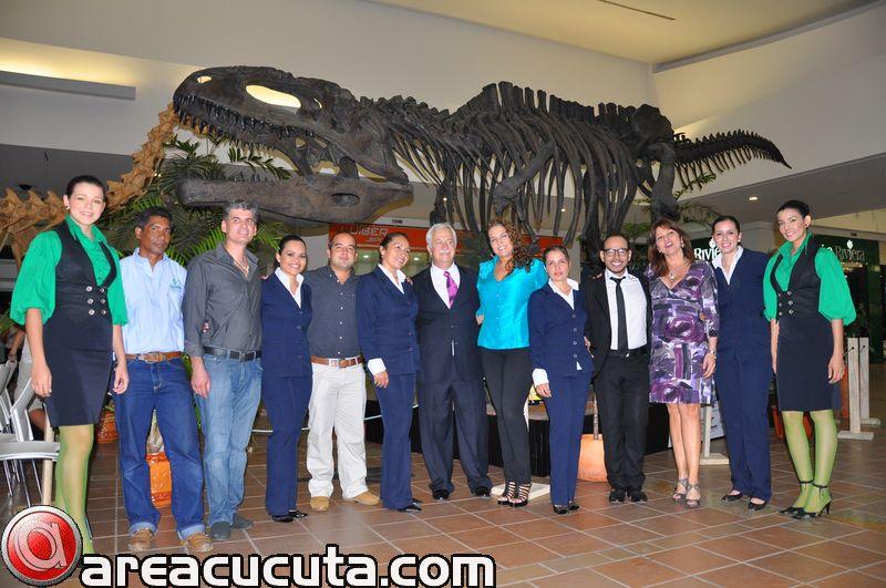 Unicentro Presenta Los Dinosaurios De La Patagonia