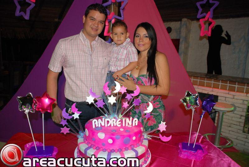 Gran Fiesta de Cumpleaños Para Andreina Ortega Delgado.