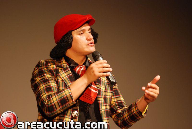 El comediante Hassam vuelve a Cucuta con su espectáculo What Ever Father