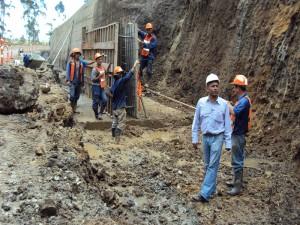 Cierre de un carril en la vía Saravena-Pamplona por trabajos programados en el Oleoducto Caño Limón Coveñas