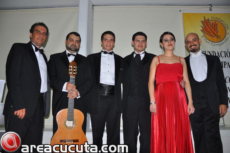 La Fundación Pan Compartido Realizo su ya Tradicional encuentro Noche de Gala 2.010
