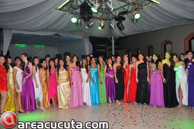 Fiesta de Grado Colegio Cardenal Sancha.