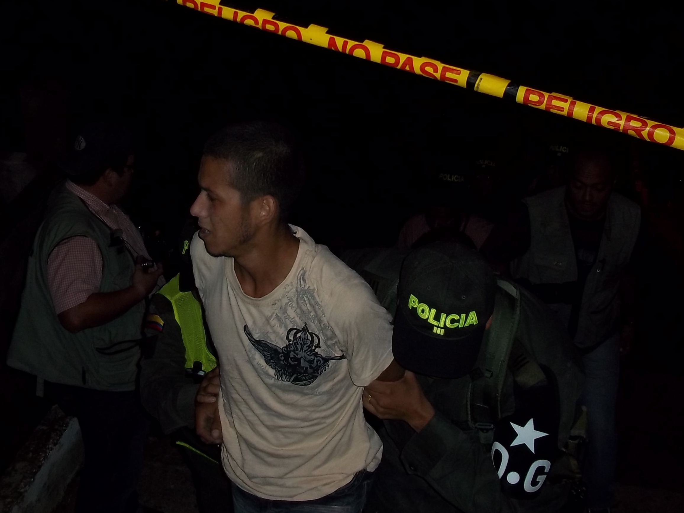 Autoridades lograron neutralizar al hombre que amenazaba con provocar incendio en Cúcuta