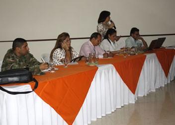 Comité Departamental De Atención A Desplazados Adelanta Acciones Con Los Municipios