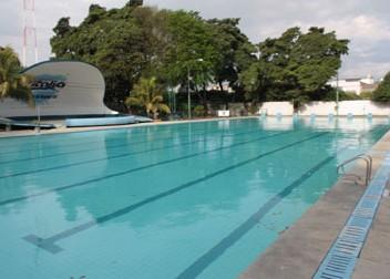 Reapertura de la piscina ol mpica carlos ram rez par s - Ramirez de la piscina ...