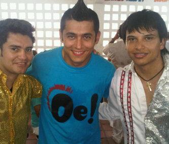 Cayito Dangond & Eimar Martínez, Agradecidos Con Barranquilla.