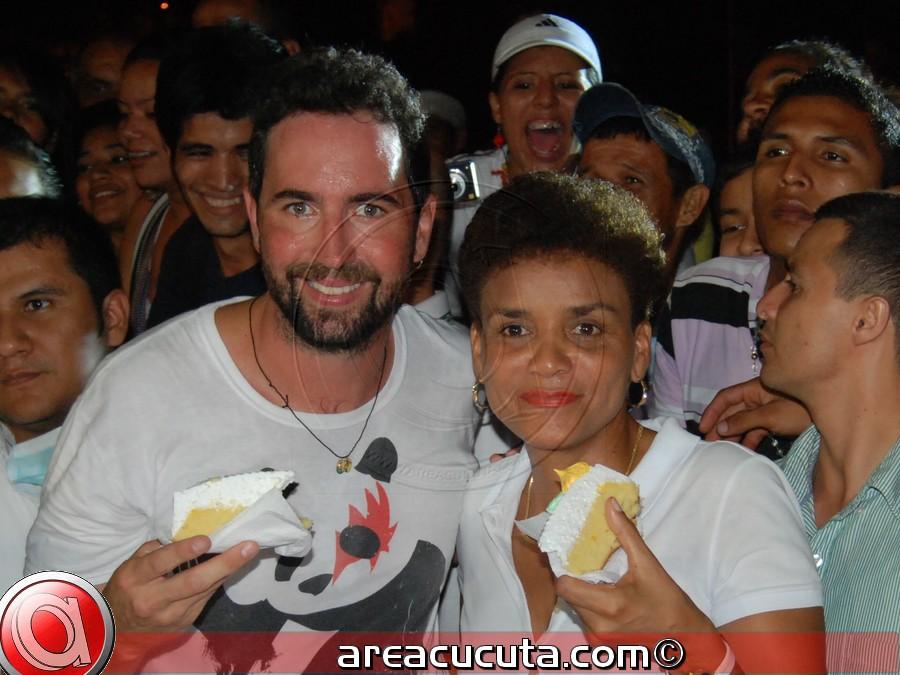 FIESTA DE AMOR POR CUCUTA