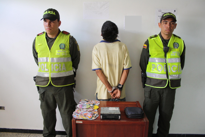 Capturado presunto asaltante de vehículos