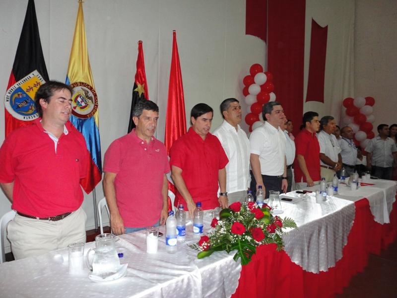 Partido Liberal avala candidatos a las Alcaldías y Concejos.