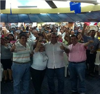 Goyo Angarita Rehabilitará Calles de Cúcuta de la Mano Con los Arcilleros