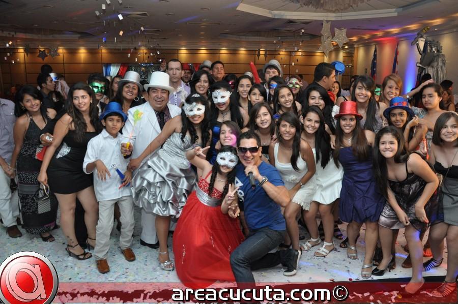 Múltiples celebraciones  en los 15 años de Katherin Liliana Bermúdez Reyes  al Mejor estilo Neoyorquino.