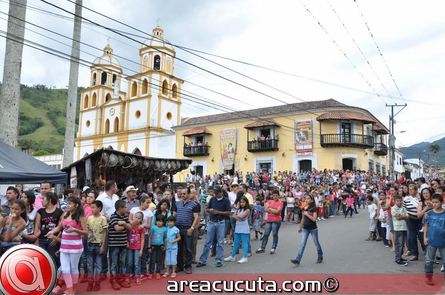 Ferias Y Fiestas en Chinacota 2.011