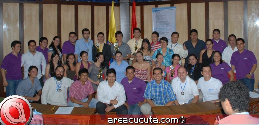 Segundo Campeonato de Oratoria, Debate y Cultura General J.C.I.