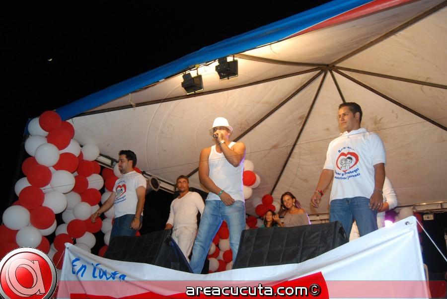 """Concierto """"Amor Es…Pensar Y Proteger A Nuestros Jóvenes"""""""