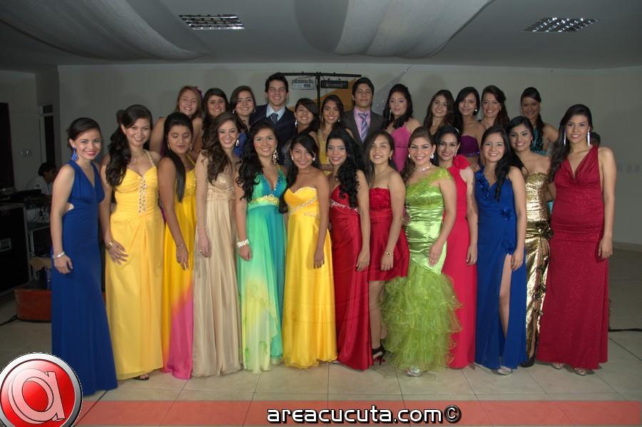 Grados Colegio Cardenal Sancha.
