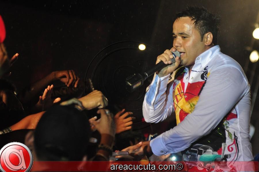 Gran concierto de Ciro Quiñonez