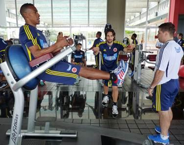 El entrenamiento muscular en el futbol youngcracks blog for El gimnasio es un deporte