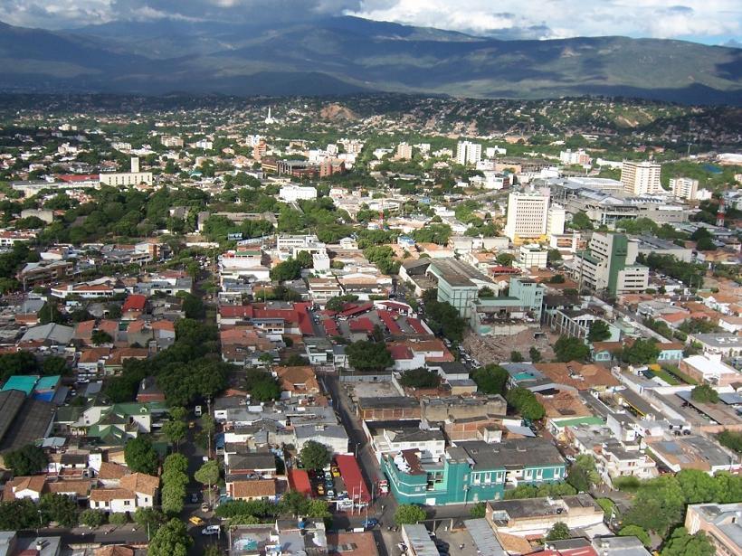 Regiones Naturales de Colombia - ThingLink